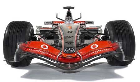 McLaren 2008 formula 1