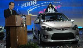 mazda2 coche del año