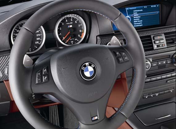 New BMW M3 2009