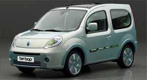 Renault Be Bop Ze