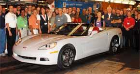 Chevrolet Corvette 1.500.000