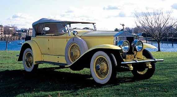 Rolls Royce robert redford
