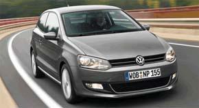 Volkswagen polo tres puertas