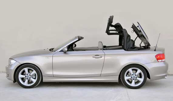 bmw serie 1 convertible