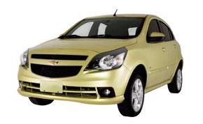 Accesorios Chevrolet Agile