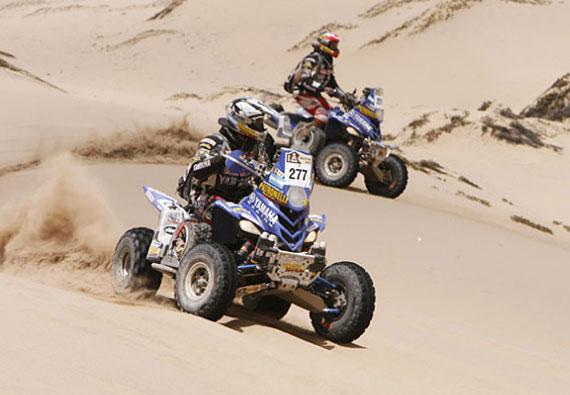 Patronelli Dakar 2010