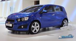 Nuevo Chevrolet Aveo 5 Puertas