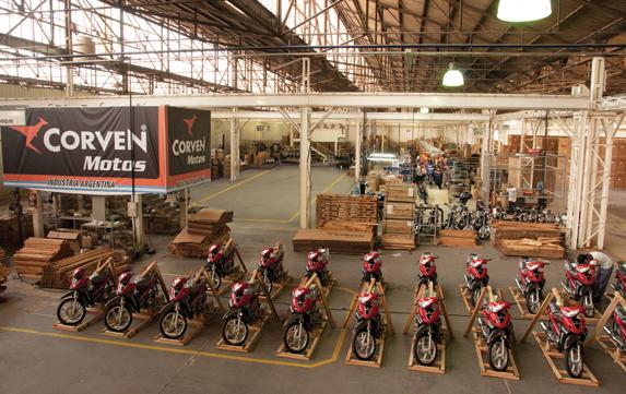 Corven Motors Argentina