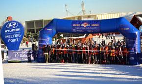 Hyundai sponsor Tetratlón Chapelco 2012