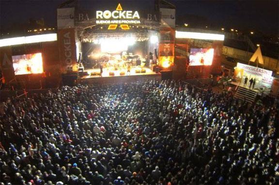 Rockea Buenos Aires