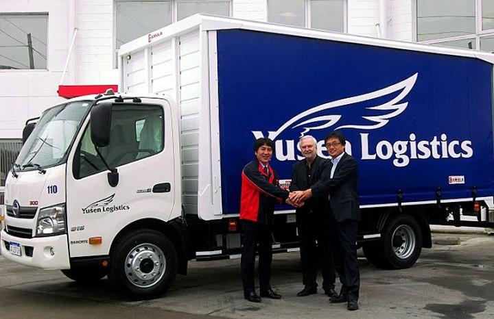 Yusen-logistic