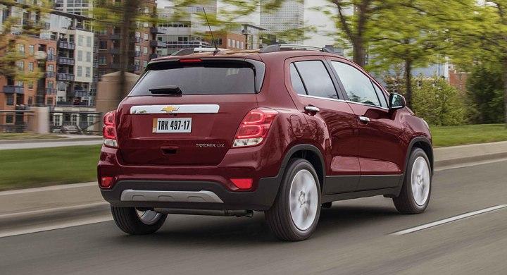 La Nueva Chevrolet Tracker ya se vende en Argentina