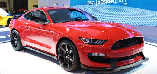 ford shelby 350