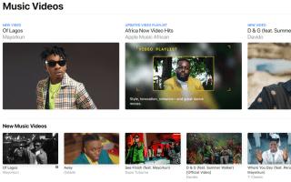 iTunes & Apple Music Video Distribution