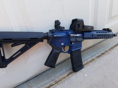 Navy Blue Cerakote