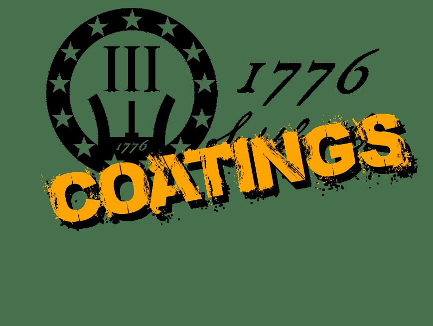 1776 Supply co. coatings