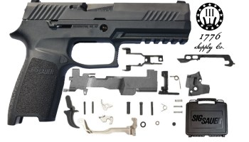 Sig p320 ultimate builders kit - 1776 Supply Co