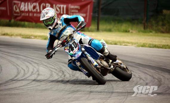 SCHMIDT Marc Reiner supermoto GP Busca