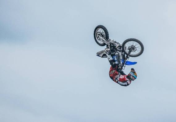 Tom Pages Mettet supermoto
