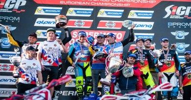 Champion du monde supermotard par équipe 2016