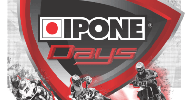 IPONE DAYS 2018 evenement piste