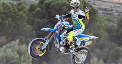 Thomas Chareyre GP Espagne Winner