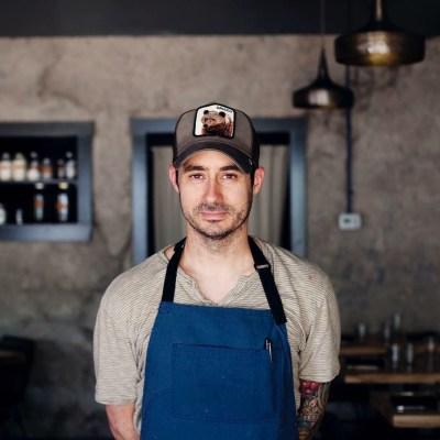 Better Half Chef Zach Meloy