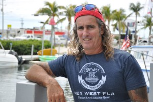 Paul Menta, executive chef of The Stoned Crab and founder of Key West Legal Rum