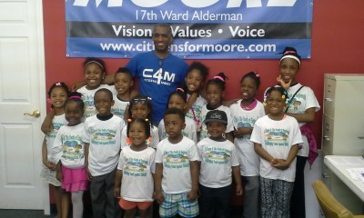 Alderman David Moore - Englewood