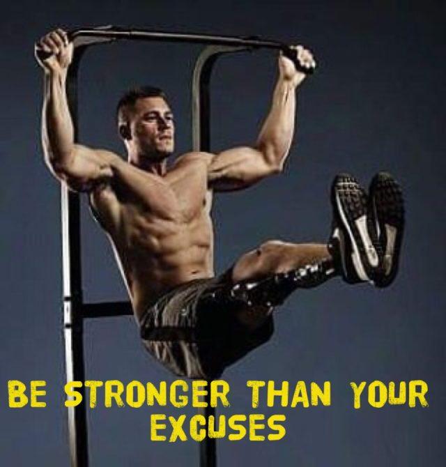 training inspiration