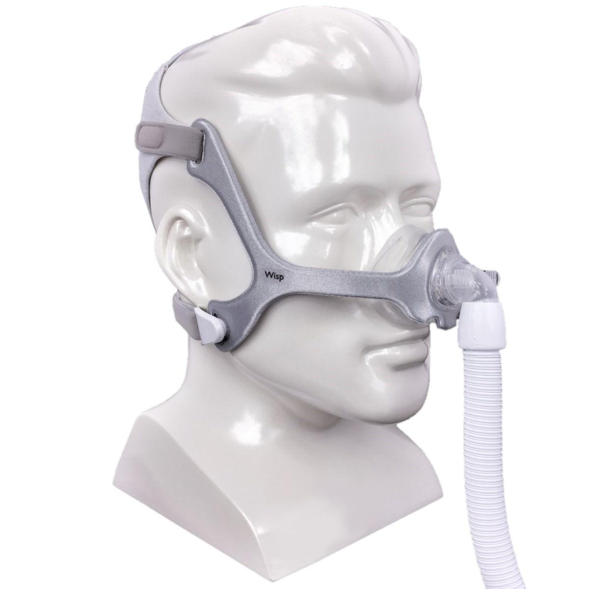 wisp nasal cpap mask by respironics