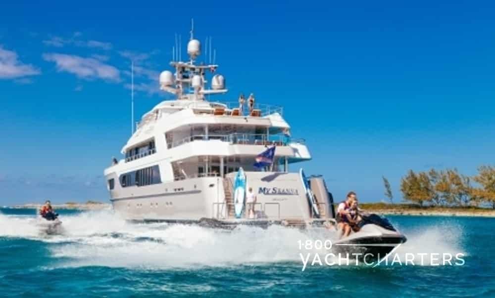 MY SEANNA Yacht Charter 1 800 Yacht Charters