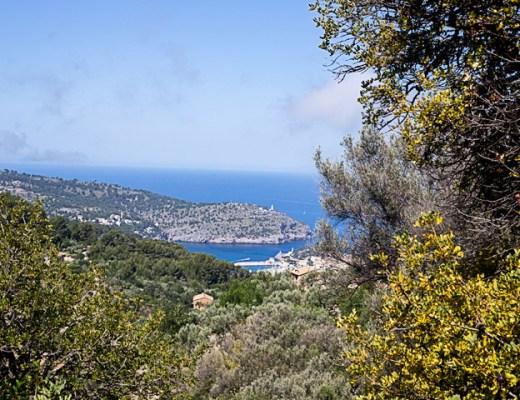 Mallorca Wandern rund um Fornalutx