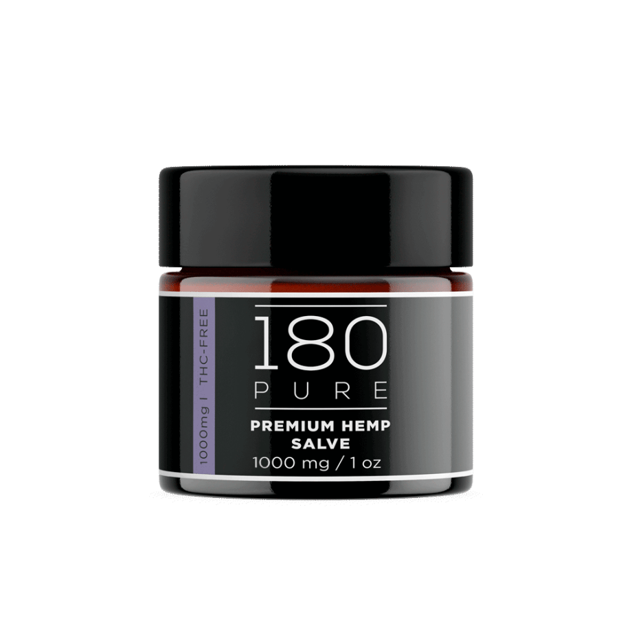180 Pure Salve 1oz 1000mg CBD