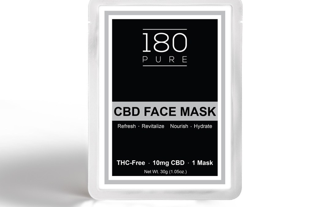 CBD Infused Face Mask