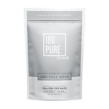 180Pure Hemp Premium CBD Face Mask