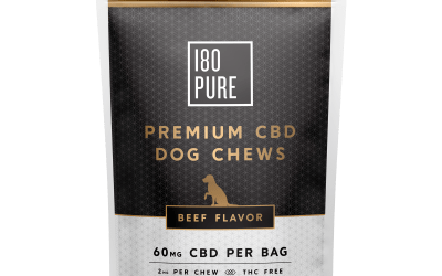NEW CBD Dog Treats