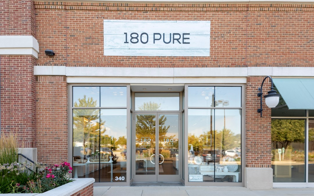 First Dedicated CBD Store In Illinois Relaunches as 180 Pure at Deer Park Town Center