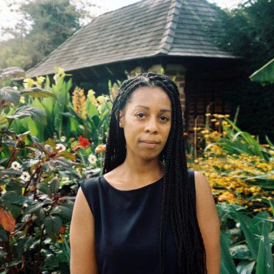 Marie Smith, self-portrait.