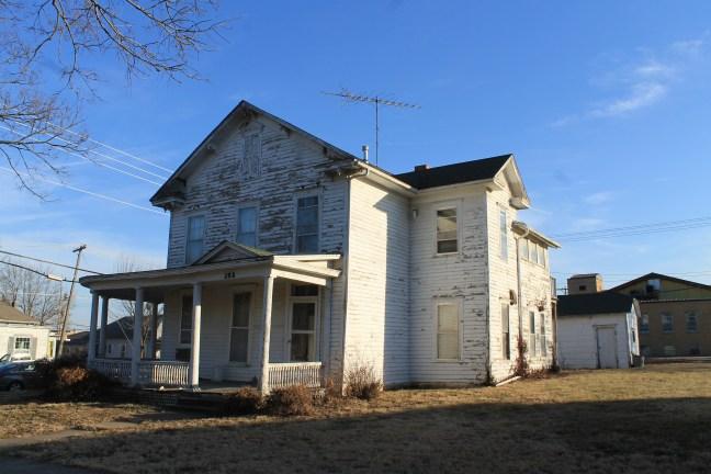 The Garnett House