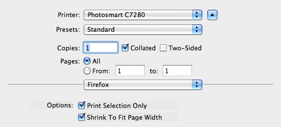 print-selected-only