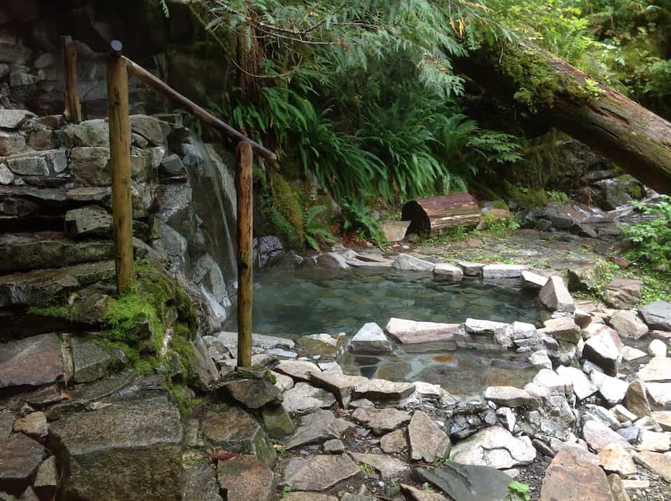 Goldmyer Hot Springs