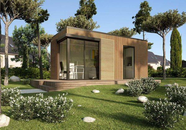 installer un studio en conteneurs made in france dans son jardin