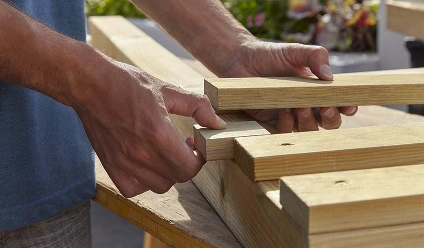 Fabriquer Sa Terrasse En Bois Ide Intressante Pour La