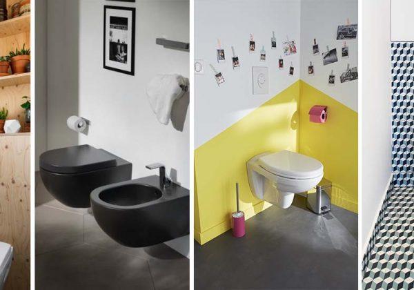 6 Idees Pour Des Toilettes Suspendues Super Tendance