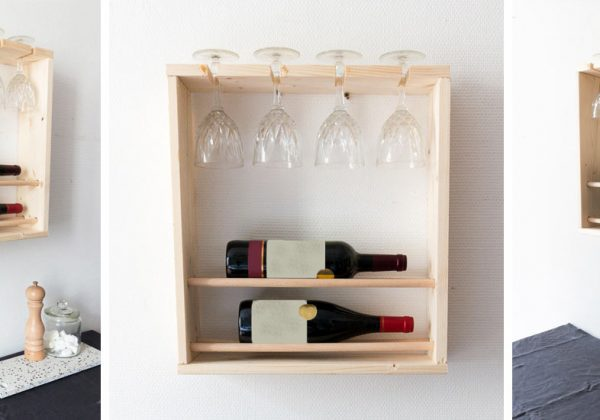 tuto fabriquez un mini bar en bois