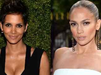 Halle Berry and Jennifer Lopez