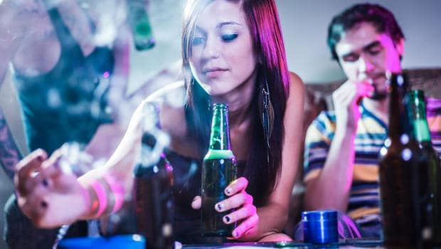 Teens, Marijuana and Alcoho