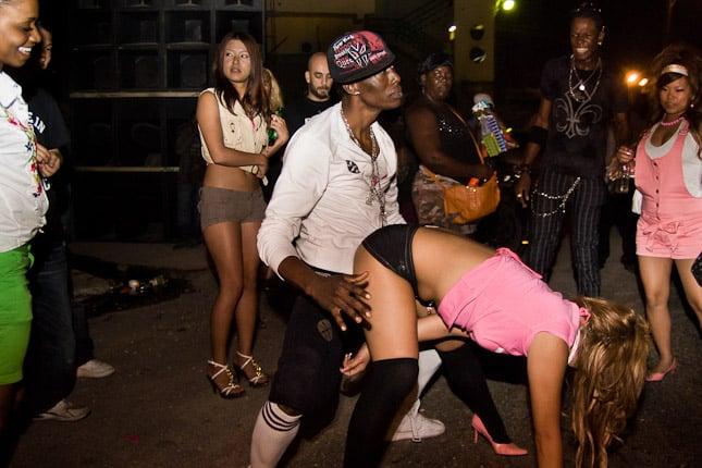 Jamaican sex dancing