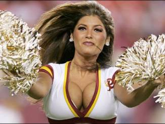 NFL Cheerleader